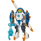 TRANSFORMERS Rescue Bots Energize - Blades the Coptor Bot Converting Robot Action Figure - Playskool Heroes - Kids Toys - Age