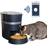 PetSafe PFD19-16861 Smart Feed Automatic Dog and Cat Feeder, Smartphone, 24-Cups (5 678 ml) Wi-Fi Enabled App for iPhone and