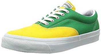 Skidgrip: Yellow / Green