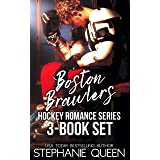 Boston Brawlers Hockey Romance 3-Book Set