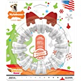 Nylabone Power Chew Holiday Textured Dog Chew Ring X-Large 1Count