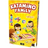 GIGAMIC Katamino Family Action Game, Multi-Colored, one Size