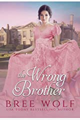 The Wrong Brother: A Regency Romance (A Forbidden Love Novella Series Book 1) Kindle Edition