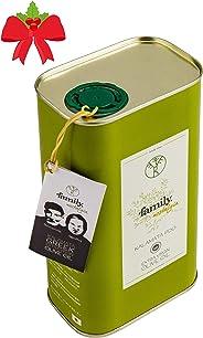 「ファミリー・ノスタルジア」 早採りのエキストラ・バージン・オリーブオイル family. nostalgia early harvest extra virgin Kalamata PDO olive oil (1L)