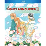 ハチミツとクローバー Second Season (全12話 280分 Blu-ray Box)北米版 Honey And Clover
