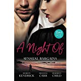 A Night Of Sensual Bargains/Finn's Pregnant Bride/A Deal With Benefits/After Hours With Her Ex (An Inconvenient Marriage Book