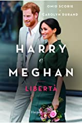 Harry e Meghan. Libertà Hardcover