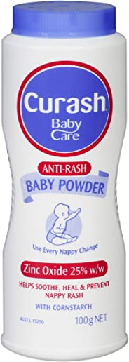 Curash Anti-Rash Baby Powder, 100g