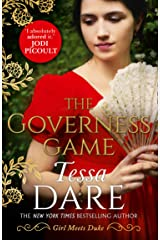 The Governess Game: The tantalising Regency romance from the New York Times bestselling author. Perfect for fans of Bridgerton (Girl meets Duke, Book 2) Kindle Edition