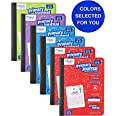 Mead Primary Journal Kindergarten Writing Tablet 6 Pack of Primary Composition Notebook Colors May Vary for Grades K- 2, 100