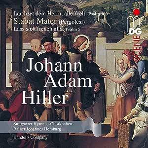 Hiller: Jauchet Dem Herrn, All