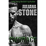 His Darkest Embrace (The Jaguar Warriors Book 2)