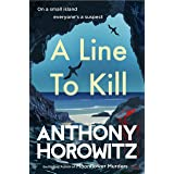 A Line to Kill: from the global bestselling author of Moonflower Murders