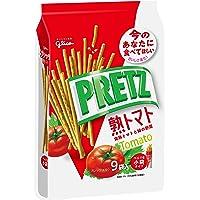 江崎グリコ プリッツ 熟トマト 134g