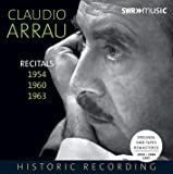 クラウディオ・アラウ:リサイタル集 1954,1960,1963年[5枚組]