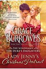 Lady Jenny's Christmas Portrait (Windhams: the Duke's Daughters) マスマーケット