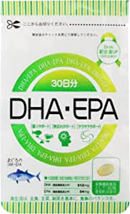 リケンサプリメントDHA・EPA 約60粒