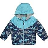 Osh Kosh Boys' Little Midweight Fleece Lined Windbreaker Jacket