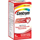 Centrum Specialist Heart Multivitamin/Multimineral Supplement with Super B Complex Vitamins, Antioxidants and Phytosterols -