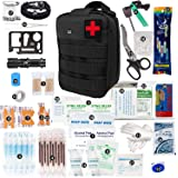 APROTII First Aid Kit Bag Emergency Medical Luggage Multi-Function First aid Emergency Supplies for Wilderness