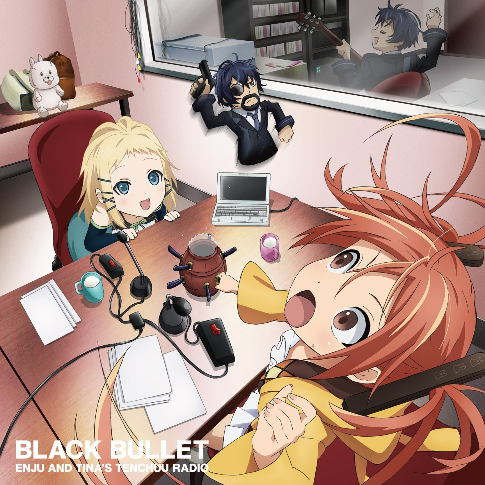 ブラック ブレット Ipad壁紙アニメ画像25481 スマポ
