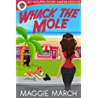 Whack The Mole (Lucy McGuffin, Psychic Amateur Detective Book 2)