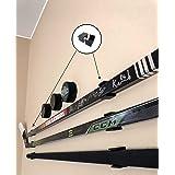 Hockey Stick Wall Mounts