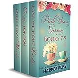 Pink Bean Series: Books 7-9 (Pink Bean Series Box Set Book 3)