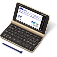 カシオ 電子辞書 生活・教養エクスワード XD-SX6500GD 160コンテンツ シャンパンゴールド XD-SXN65…