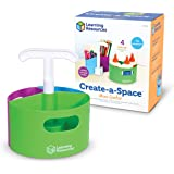 Learning Resources Create-a-Space Storage Mini Center, Classroom Craft Keeper, Maker Space, Small Space Storage, Teacher Orga