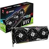MSI nVidia GeForce RTX 3090 Gaming X Trio 24G GDDR6X 1xHDMI 3xDP 1785 Boost VR Ready Adaptive Sync