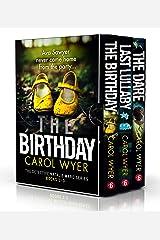 The Detective Natalie Ward Series: Books 1-3 Kindle Edition