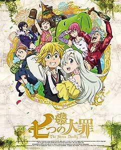 【Amazon.co.jp限定】七つの大罪 9(オリジナルデカ缶バッチver.9付)(完全生産限定版) [Blu-ray]