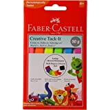 Faber-Castell PL187094 Tack-it Adhesive Creative Set, 50 g