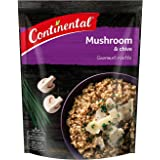 CONTINENTAL Gourmet Risotto (Side Dish)| Mushroom & Chive, 115g