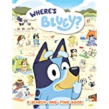 Bluey: Where's Bluey?: A Search-and-Find Book