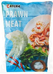 Catch Seafood Medium Prawn Meat without shell, 250g - Frozen