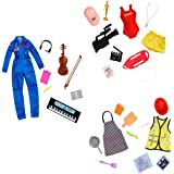 Barbie Doll, Fashions and Accessories Assortment
