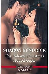 The Italian's Christmas Housekeeper Kindle Edition