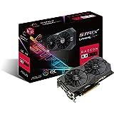 ASUS グラフィックボード Strixシリーズ AMD Radeon RX570搭載ビデオカード ROG-STRIX-RX570-O4G-GAMING