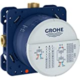 Grohe 35601000 Rapido Smartbox Universal Rough-In Box, StarLight Chrome