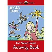 Roald Dahl: The Magic Finger Activity Book – Ladybird Reader…