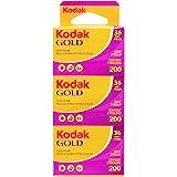 Kodak Gold Film 200 (Pack of 3)
