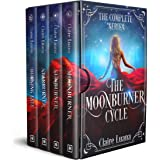 The Moonburner Cycle: The Complete Epic Fantasy Series