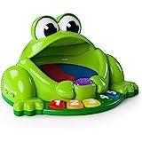 "Bright Starts Pop & Giggle Pond Pal, Green, 11.7"" x 13.8"" x 7.6"" (10309)"