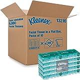 "Kimberly-Clark Kleenex Facial Tissue, 2"" Height x 4.75"" Width x 8.875"" Length, White, 36, White, 36"