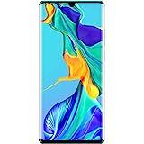 Huawei P30 Pro Dual/Hybrid-SIM 256 GB VOG-L29 Factory Unlocked 4G/LTE Smartphone - International Version (Breathing Crystal)