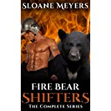 Fire Bear Shifters: The Complete Six Book Series