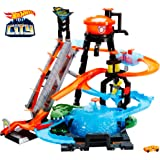 Hot Wheels FTB67 Ultimate Gator Car Wash Playset