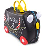 Trunki 0312-GB01 Children's Ride-On Suitcase & Hand Luggage: Pedro the Pirate Ship (Black)
